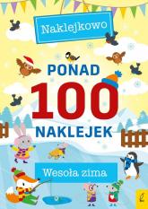 Ponad 100 naklejek Wesoła zima -  | mała okładka
