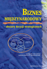 Biznes międzynarodowy Obszary decyzji strategicznych -  | mała okładka