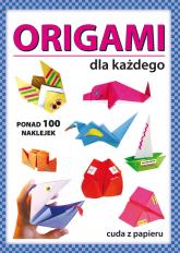 Origami dla każdego - Smaza Anna, Gutowska Beata | mała okładka
