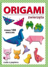 Origami zwierzęta - Beata Guzowska   mała okładka