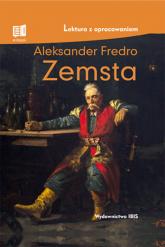 Zemsta - Aleksander Fredro | mała okładka