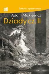 Dziady Część 2 - Adam Mickiewicz | mała okładka