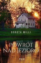 Powrót nad jezioro - Dorota Milli   mała okładka