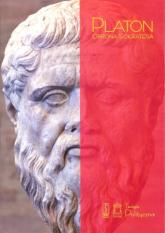 Obrona Sokratesa Platon - Ryszard Legutko | mała okładka