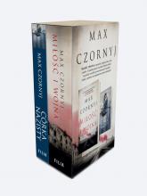 Córka nazisty / Miłość i wojna Pakiet - Max Czornyj | mała okładka