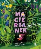 Macierzanek - Joanna Papuzińska   mała okładka