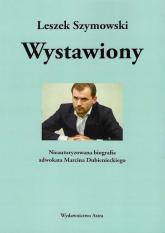 Wystawiony - Leszek Szymowski   mała okładka