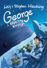 George i błękitny księżyc - Hawking Lucy, Hawking Stephen   mała okładka