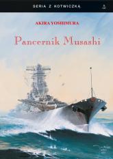 Pancernik Musashi - Akira Yoshimura | mała okładka