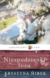 Niespodzianki losu - Krystyna Mirek | mała okładka