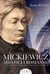 Mickiewicz Miłości i romanse - Iwona Kienzler   mała okładka