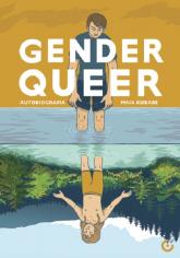 Gender queer Autobiografia - Maia Kobabe | mała okładka