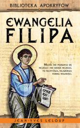 Ewangelia Filipa - Jean-Yves Leloup | mała okładka
