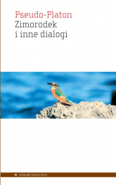 Zimorodek i inne dialogi - Pseudo-Platon | mała okładka