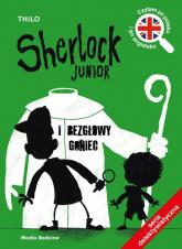 Sherlock Junior i bezgłowy goniec - THiLO | mała okładka