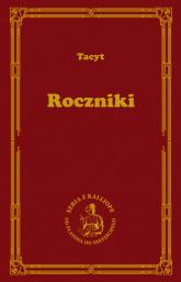 Roczniki Tacyt - Tacyt Korneljiusz Publjiusz | mała okładka