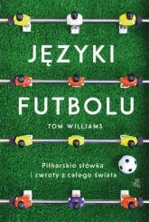 Języki futbolu - Tom Williams | mała okładka
