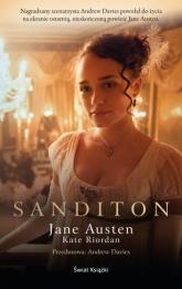 Sanditon (wydanie serialowe)  - Kate Riordan | mała okładka