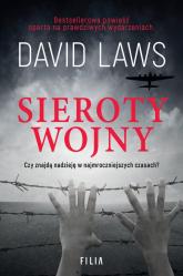 Sieroty wojny - David Laws   mała okładka