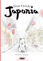 Kocie ścieżki. Japonia - Jola Jaworska   mała okładka