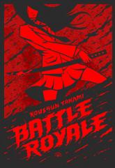 Battle Royale - Koushun Takami   mała okładka