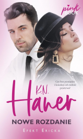 Nowe rozdanie seria Pink Book - K.N. Haner   mała okładka