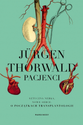Pacjenci - Jurgen Thorwald | mała okładka