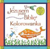 Z Jezusem przez Biblię Kolorowanka - Sally Lloyd-Jones | mała okładka
