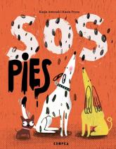 SOS Pies - Katarzyna Antczak | mała okładka