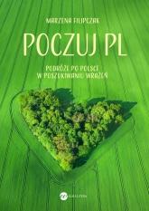 Poczuj PL  - Marzena Filipczak | mała okładka