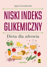 Niski indeks glikemiczny - Agata Lewandowska | mała okładka