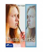 Puste kartki - Lilka Krajzel | mała okładka