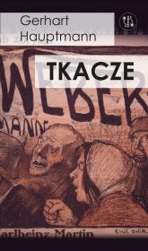 Tkacze - Gerhart Hauptmann | mała okładka