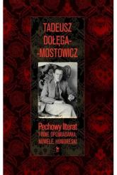 Pechowy literat i inne opowiadania, nowele, humoreski - Tadeusz Dołęga-Mostowicz   mała okładka