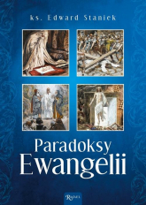 Paradoksy Ewangelii - Edward Staniek   mała okładka