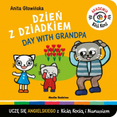 Akademia Kici Koci Dzień z dziadkiem - Anita Głowińska | mała okładka