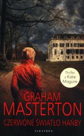 Katie Maguire Tom 3 Czerwone światło hańby - Graham Masterton | mała okładka