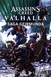 Assassin's Creed Valhalla Saga Geirmunda - Kirby Matthew J. | mała okładka