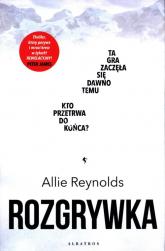 Rozgrywka - Allie Reynolds | mała okładka