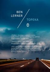 Topeka - Ben Lerner | mała okładka