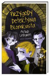 Przygody detektywa Blomkvista - Astrid Lindgren | mała okładka