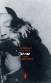 Kobro Skok w przestrzeń - Małgorzata Czyńska   mała okładka