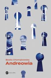 Andreowia - Beata Chomątowska | mała okładka