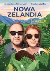 Nowa Zelandia Podróż przedślubna - Wiśniewski Janusz Leon, Wojdyło Ewelina | mała okładka