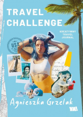 Travel Challenge - Agnieszka Grzelak | mała okładka
