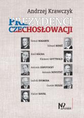 Prezydenci Czechosłowacji - Andrzej Krawczyk | mała okładka