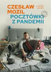 Czesław Mozil Pocztówki z pandemii - Mozil Czesław, Corso Przemysław | mała okładka