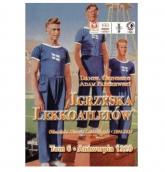 Igrzyska lekkoatletów Tom 6 Antwerpia 1920 - Grinberg Daniel, Parczewski Adam | mała okładka