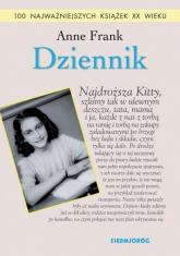 Dziennik - Anne Frank | mała okładka