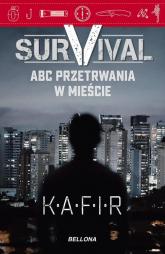 Survival ABC przetrwania w mieście - Kafir | mała okładka
